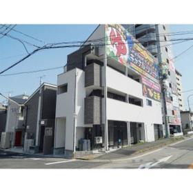 (仮称)港区新川町II 新築アパート外観写真