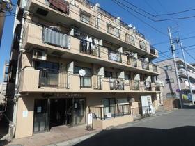 モナークマンション武蔵新城第二外観写真
