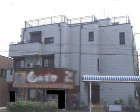 ガーデンハウス新川崎外観写真