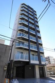ルクシェール横濱吉野町外観写真