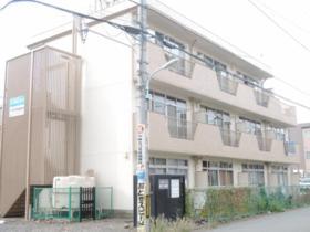 ニュー武蔵マンション外観写真