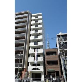 プレール・ドゥーク錦糸町Ⅲ外観写真