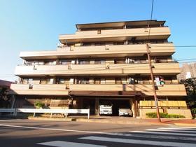 志村城山マンション外観写真