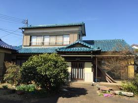 久保田邸貸家外観写真