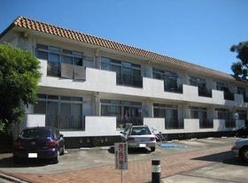 鵠沼ビーナマンションA棟外観写真