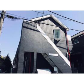 クリアス北坂戸A 旧レモンハウス北坂戸A外観写真