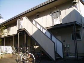 新川崎コーポラスB棟外観写真