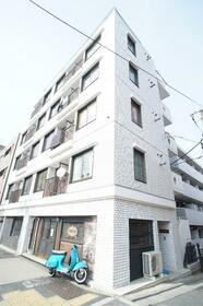 セントラルマンション笹塚外観写真