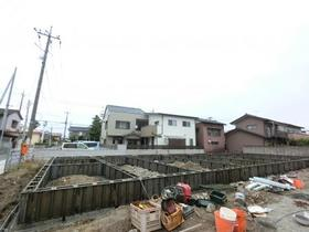(仮)D-room西片貝町外観写真