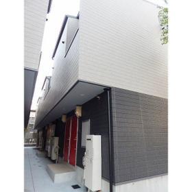 (仮称)南区豊田A棟新築アパート外観写真