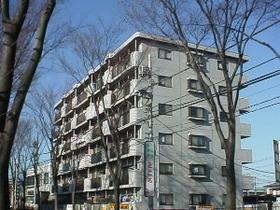ソレーユ東所沢外観写真
