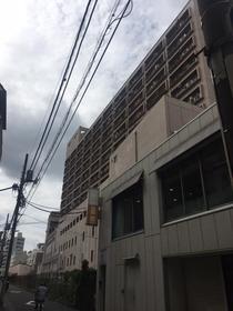 幡ヶ谷ゴールデンマンション外観写真