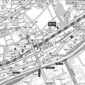 クリオ新子安弐番館外観写真