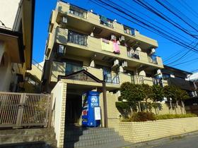 ハイタウン横浜東外観写真