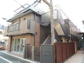 ベルクレール新宿外観写真