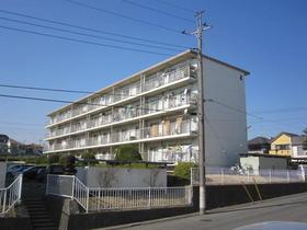 町田コープタウン4号棟外観写真