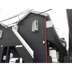 クリアス北坂戸B 旧レモンハウス北坂戸B外観写真