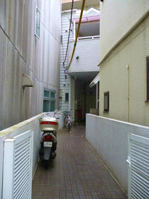ハイム神奈川 101外観写真