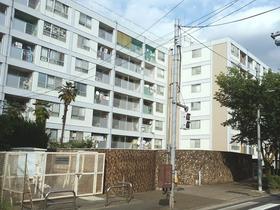 京王多摩川コーポラス外観写真