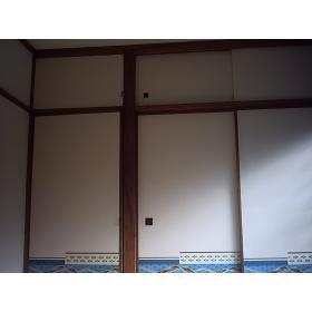 関アパート外観写真