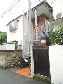 津村コーポ外観写真