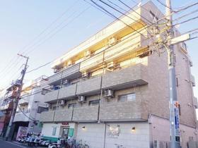 二子田園マンション外観写真
