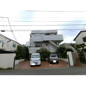 関町南マンション外観写真