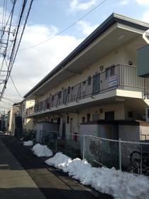 堀江コーポラス2号棟外観写真