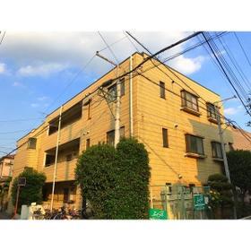 鈴谷カワベマンション外観写真