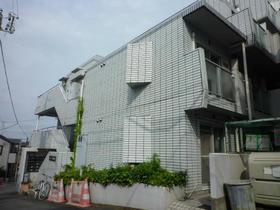 フローラ宮崎台外観写真