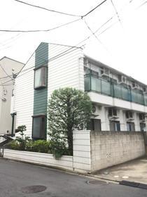 上野毛壱番館外観写真