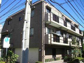 平峯アパートメント外観写真