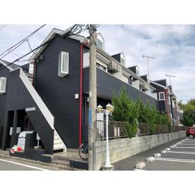 クリアス北坂戸C 旧レモンハウス北坂戸C外観写真