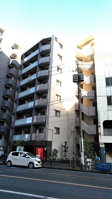 スカイコート川崎西口外観写真