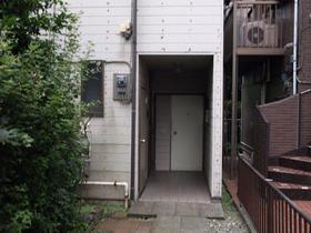 土田方アパート外観写真