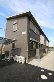 (仮称)鶴ヶ丘新築アパート外観写真