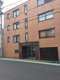 ライオンズマンション武蔵関外観写真