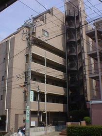 ライオンズマンション北綾瀬第5外観写真