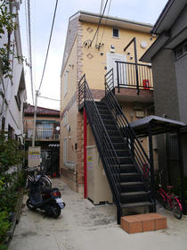 ユナイト矢口渡壱番館外観写真