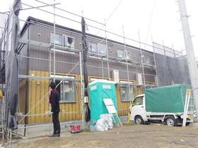 三郷中央共同住宅外観写真