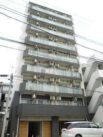 エルニシア横浜蒔田外観写真