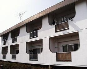 諏訪マンションA棟外観写真