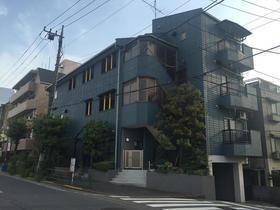 柿の木坂アサヒハイツ外観写真
