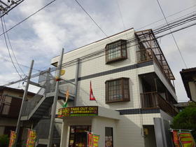朝倉ビル外観写真