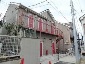 ハーミットクラブハウス石川町III D棟外観写真