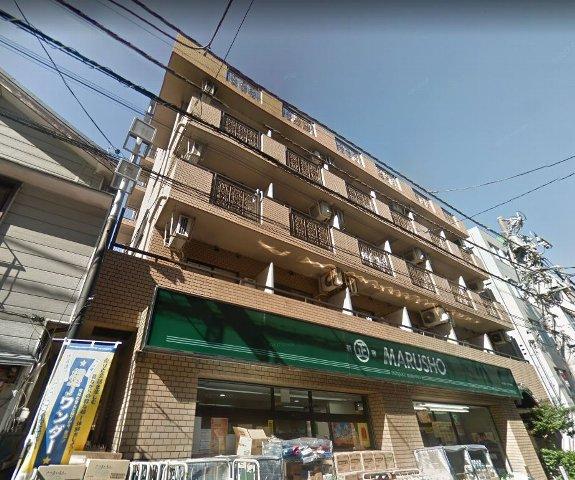 コスモシティ文京外観写真