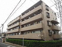ゾンネンハイム武蔵関外観写真