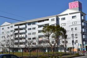 さくら都市マンション3番館外観写真