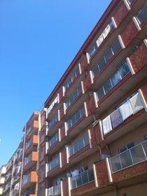 学園スカイマンション外観写真