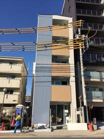 b'CASA三郷中央外観写真